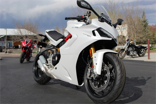 2021 Ducati SuperSport 950 S at Aces Motorcycles - Fort Collins