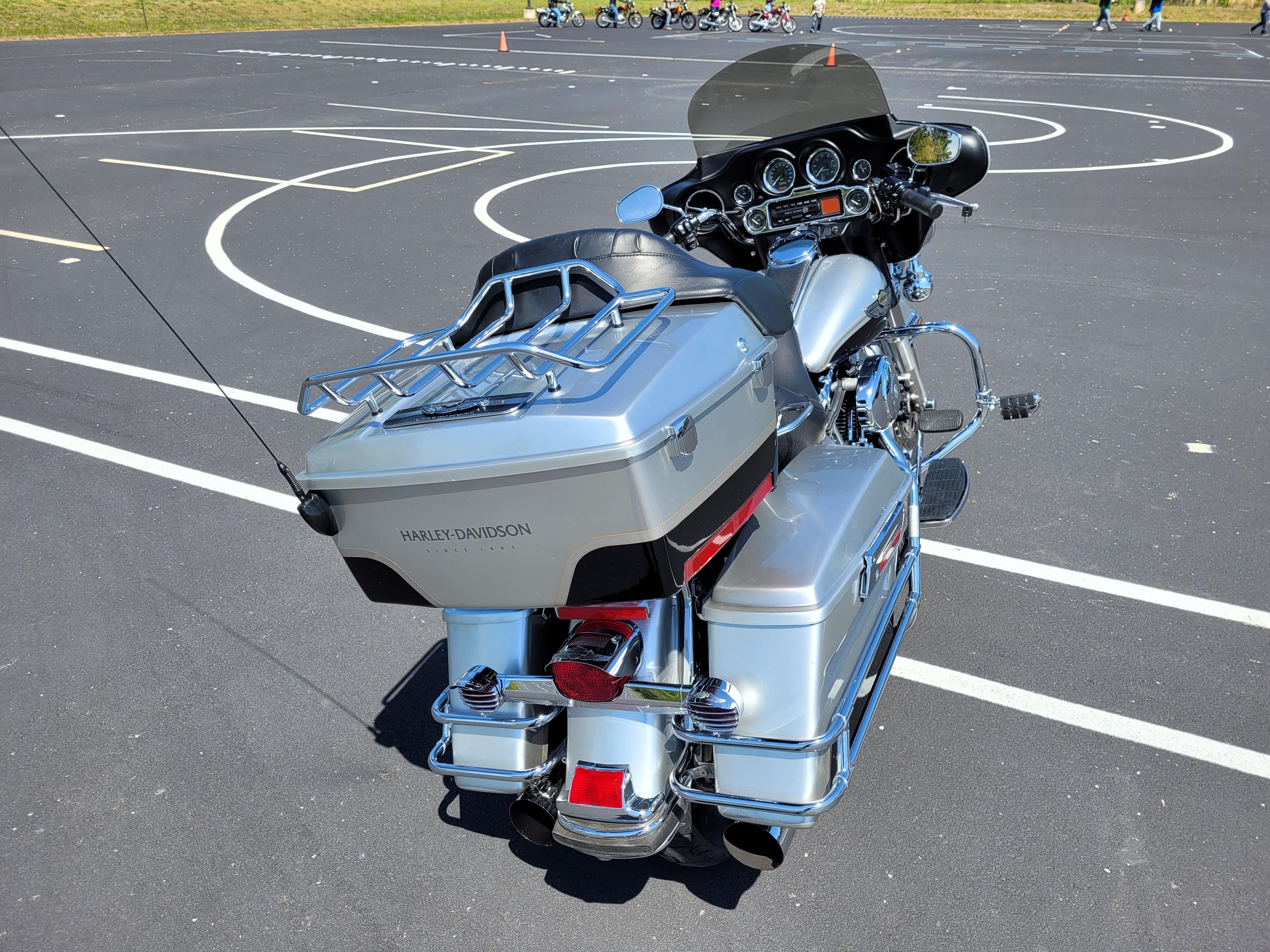 2003 Harley Davidson FLHTC-I at Richmond Harley-Davidson