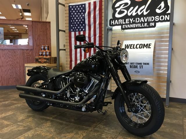 2017 Harley-Davidson S-Series Slim at Bud's Harley-Davidson