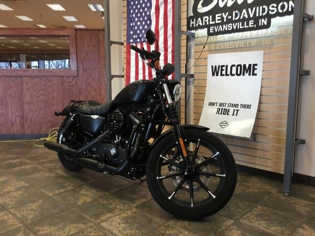 2019 Harley-Davidson Sportster Iron 883 at Bud's Harley-Davidson