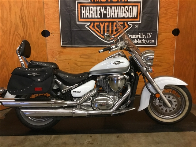 2013 Suzuki C50T at Bud's Harley-Davidson, Evansville, IN 47715