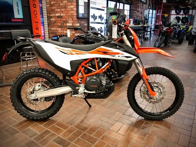 2020 KTM 690 Enduro R at Wild West Motoplex