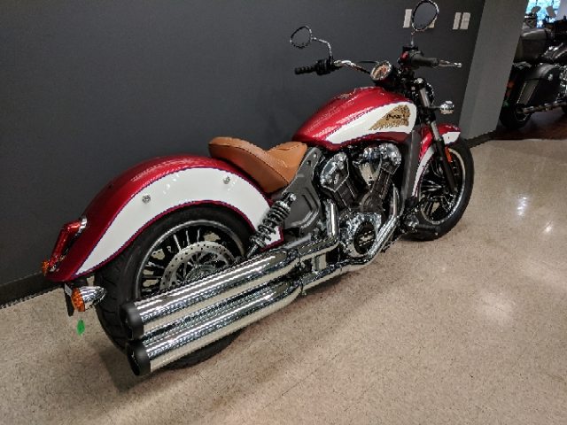 2019 Indian Scout ABS Base at Sloan's Motorcycle, Murfreesboro, TN, 37129