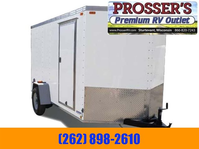 2021 United Trailers XLV XLV 6 x 12 ft. at Prosser's Premium RV Outlet