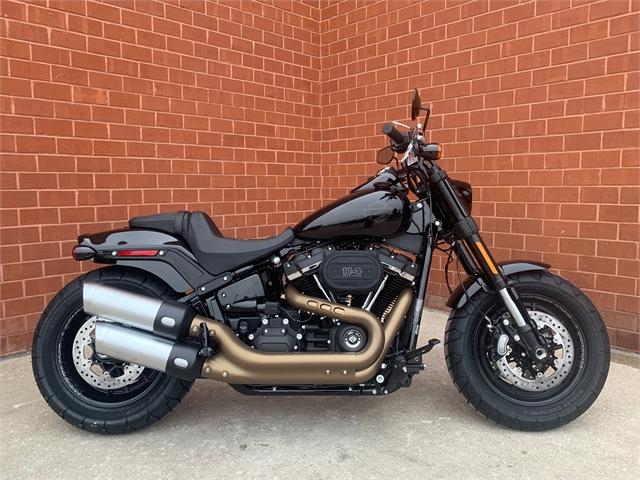 2021 Harley-Davidson Cruiser Fat Bob 114 at Arsenal Harley-Davidson