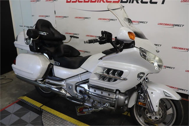 2008 Honda Gold Wing Premium Audio at Used Bikes Direct
