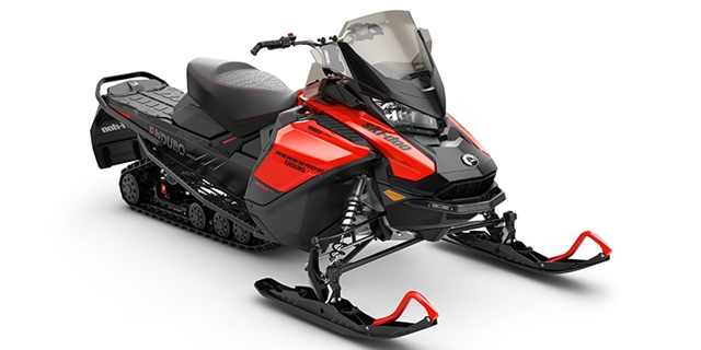 2019 Ski-Doo Renegade Enduro 600R E-TEC at Hebeler Sales & Service, Lockport, NY 14094