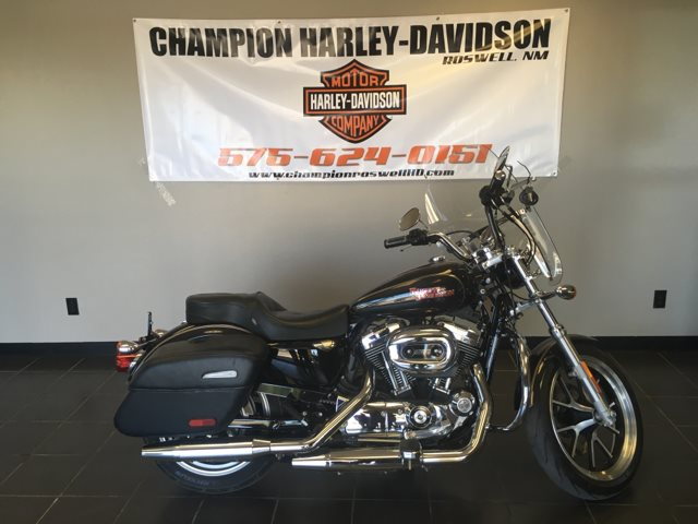 2016 Harley-Davidson Sportster SuperLow 1200T at Champion Harley-Davidson