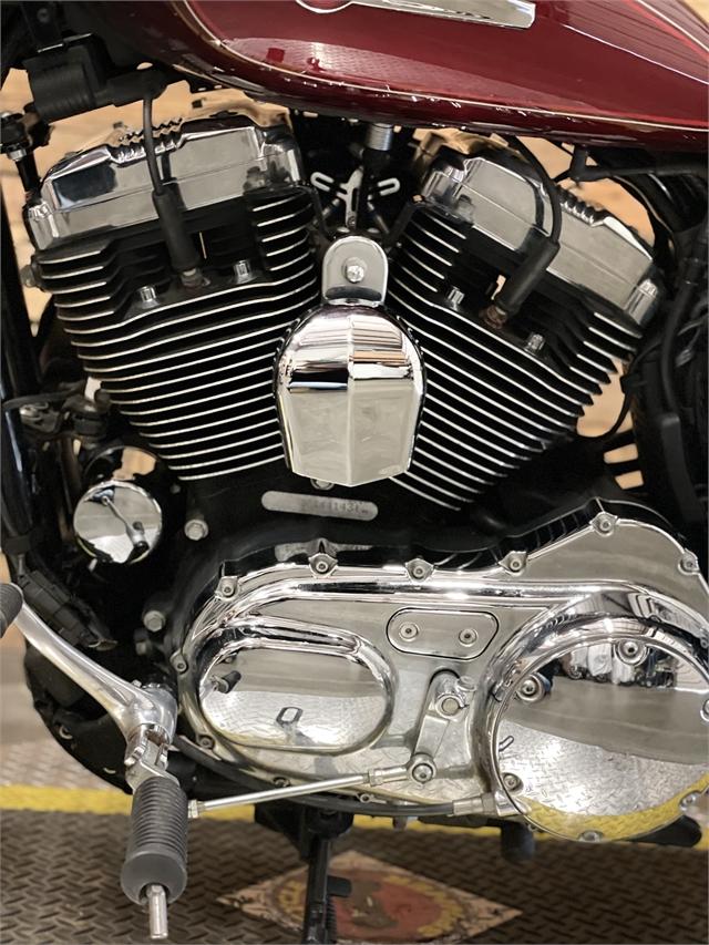 2016 Harley-Davidson Sportster 1200 Custom at Lumberjack Harley-Davidson