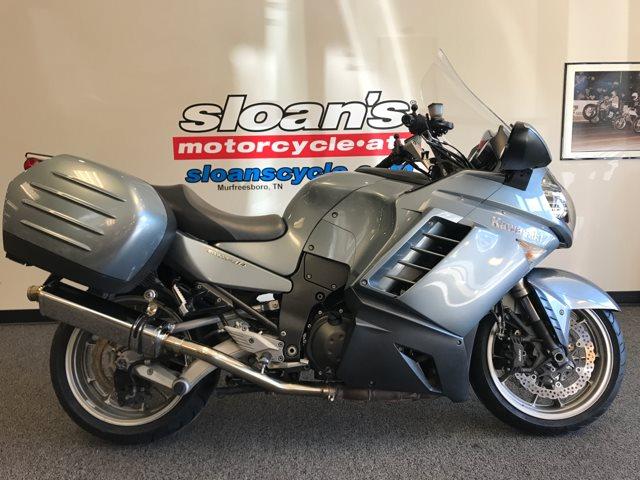 2008 Kawasaki Concours 14 at Sloan's Motorcycle, Murfreesboro, TN, 37129