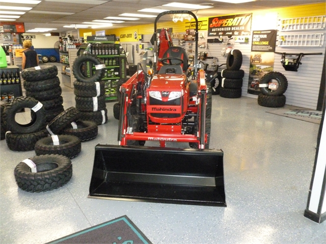 2021 Mahindra MAX Series 26XLT HST at Thornton's Motorcycle - Versailles, IN