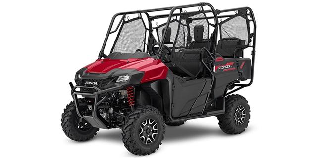 2020 Honda Pioneer 700-4 Deluxe at G&C Honda of Shreveport