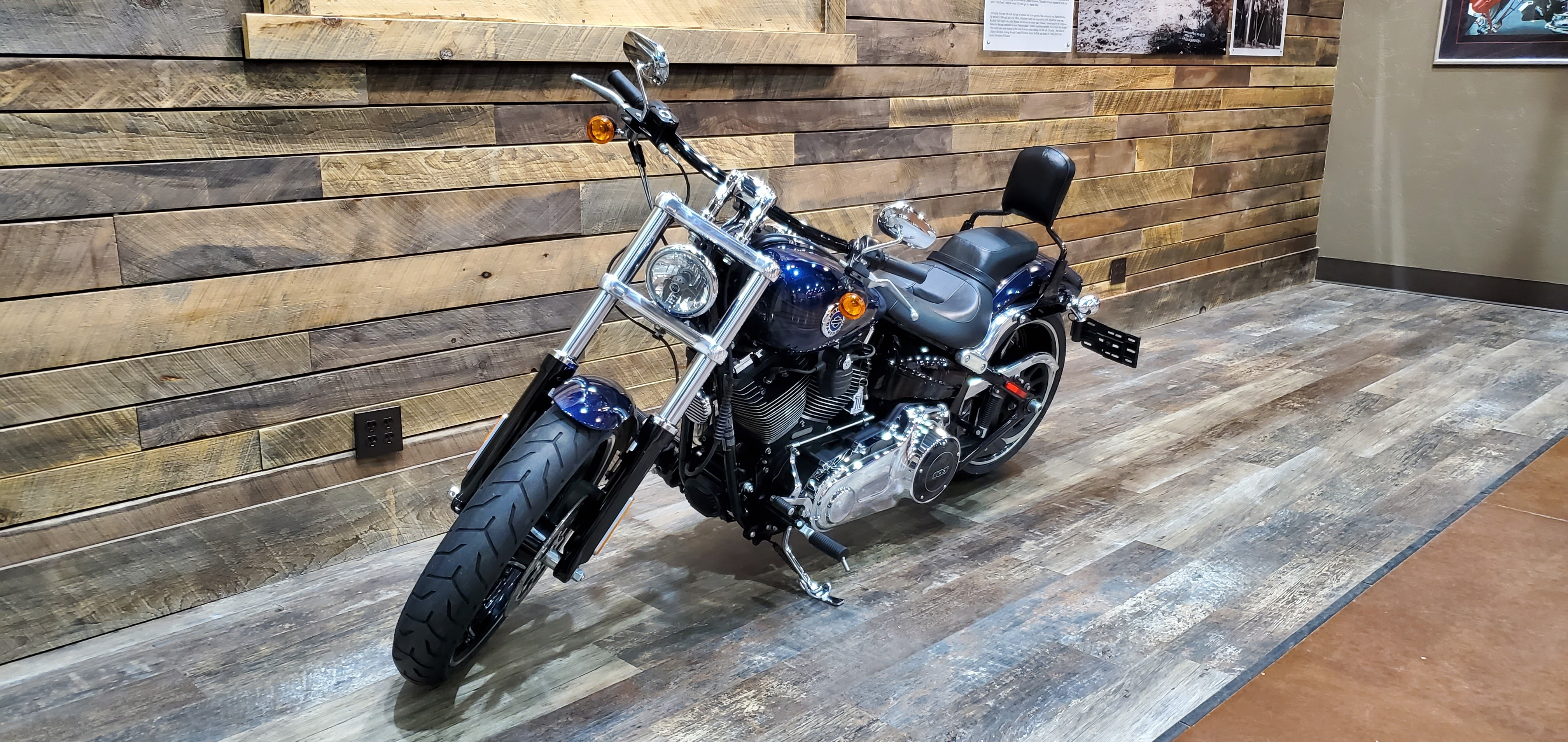 2013 Harley-Davidson Softail Breakout at Bull Falls Harley-Davidson