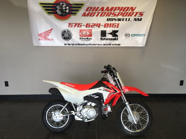 2018 Honda CRF 110F at Champion Motorsports, Roswell, NM 88201