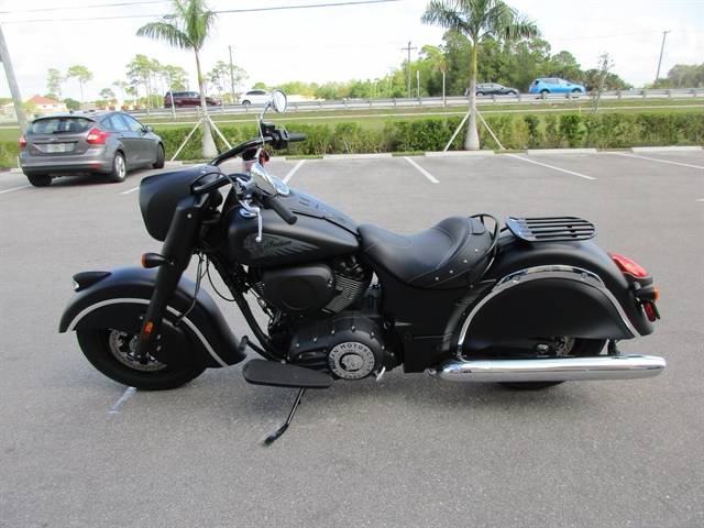 2019 Indian Chief Dark Horse at Fort Lauderdale