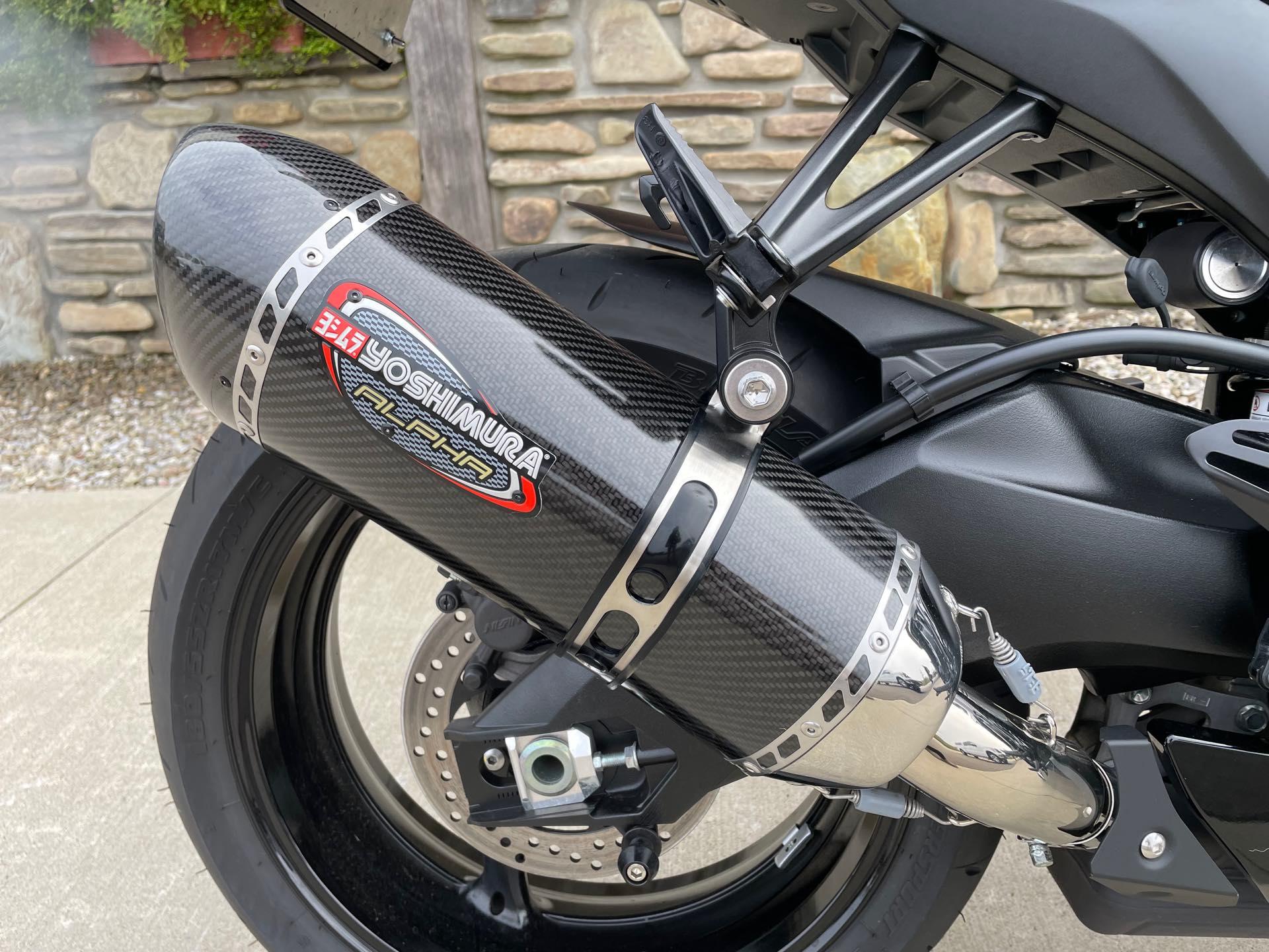 2020 Suzuki GSX-R 600 at Arkport Cycles
