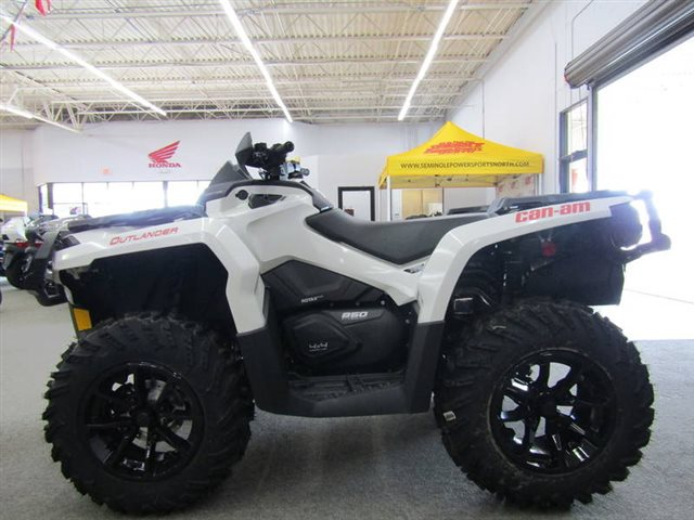 2017 Can-Am Outlander XT 850 at Seminole PowerSports North, Eustis, FL 32726