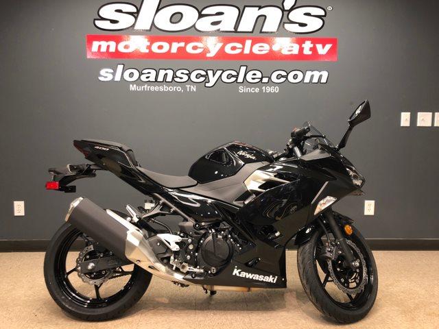 2019 Kawasaki Ninja 400 Base at Sloan's Motorcycle, Murfreesboro, TN, 37129