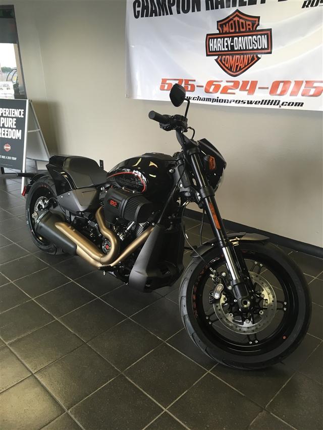 2019 Harley-Davidson Softail FXDR 114 at Champion Harley-Davidson