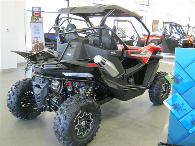 2021 CFMoto ZForce 950 Sport EPS at Brenny's Motorcycle Clinic, Bettendorf, IA 52722