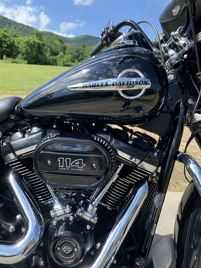 2019 Harley-Davidson Softail Heritage Classic 114 at Harley-Davidson of Asheville