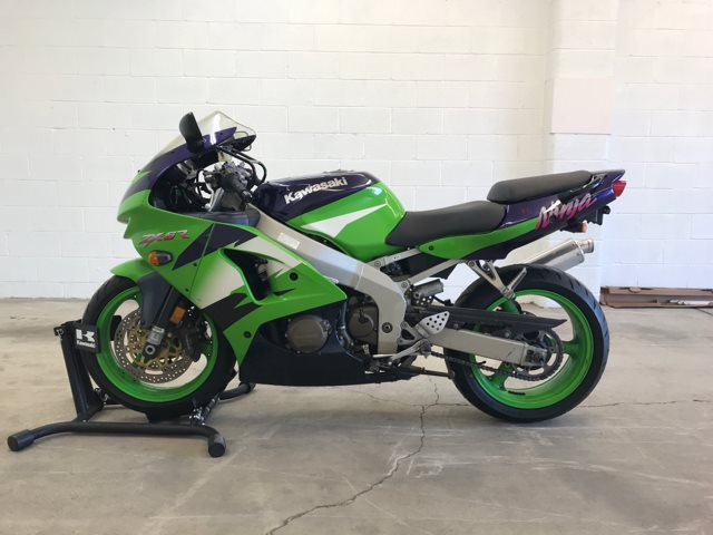 1998 Kawasaki ZX-6R at Hebeler Sales & Service, Lockport, NY 14094