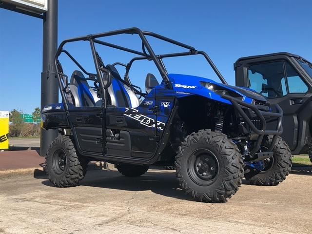 2021 Kawasaki Teryx4 Base at Wild West Motoplex