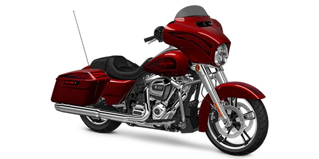 2017 Harley-Davidson Street Glide Special at Williams Harley-Davidson