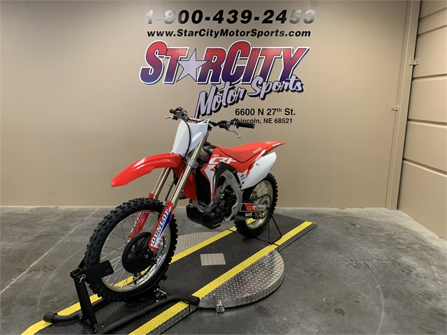 2017 Honda CRF 450R at Star City Motor Sports
