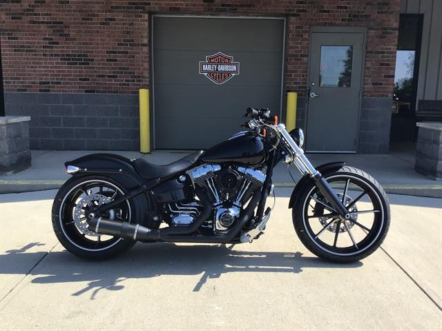 2013 Harley-Davidson Softail Breakout at Lima Harley-Davidson