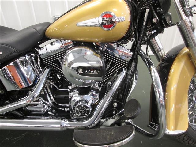 2017 Harley-Davidson Softail Heritage Softail Classic at Hunter's Moon Harley-Davidson®, Lafayette, IN 47905