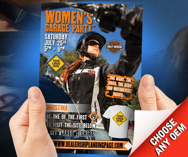 2018 ANYTIME Women's Garage Party Powersports at PSM Marketing - Peachtree City, GA 30269