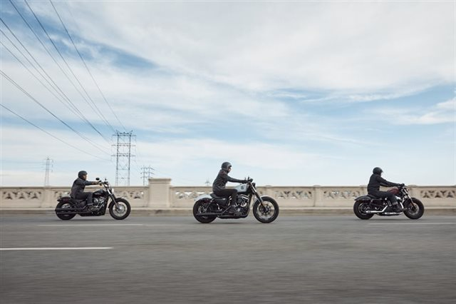 2020 Harley-Davidson Softail Street Bob at Williams Harley-Davidson
