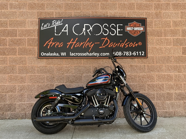 2020 HARLEY XL1200NS at La Crosse Area Harley-Davidson, Onalaska, WI 54650