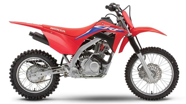 2022 Honda CRF125 at Martin Moto