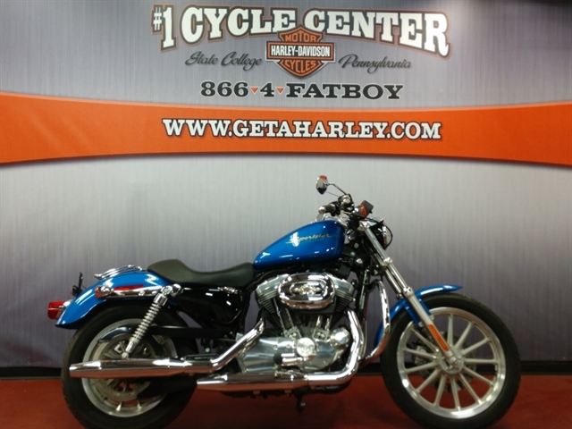 2004 Harley-Davidson Sportster 883 at #1 Cycle Center Harley-Davidson