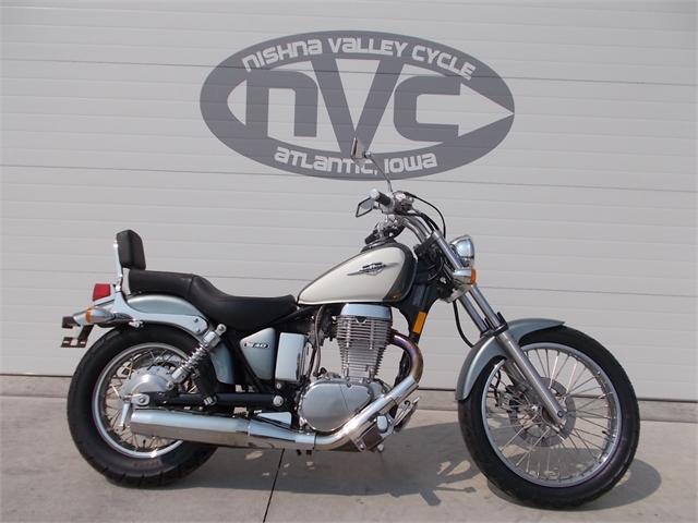 2012 Suzuki Boulevard S40 at Nishna Valley Cycle, Atlantic, IA 50022