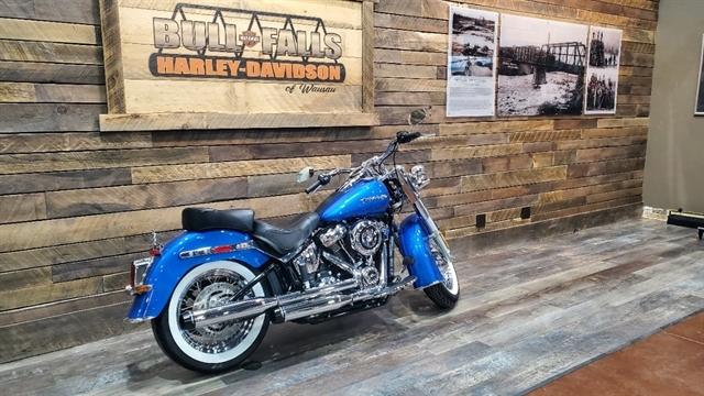 2018 Harley-Davidson Softail Deluxe at Bull Falls Harley-Davidson