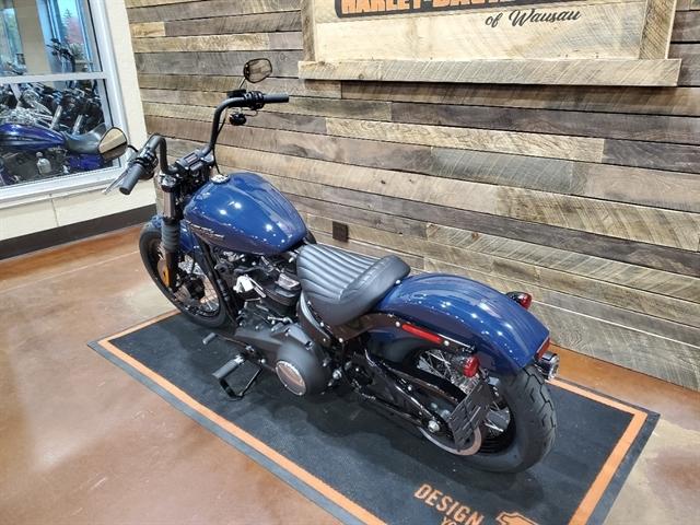 2019 Harley-Davidson Softail Street Bob at Bull Falls Harley-Davidson