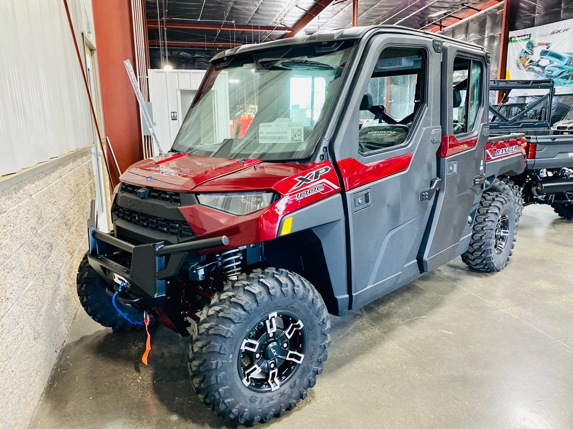 2021 Polaris Ranger Crew XP 1000 NorthStar Edition Ultimate at Rod's Ride On Powersports