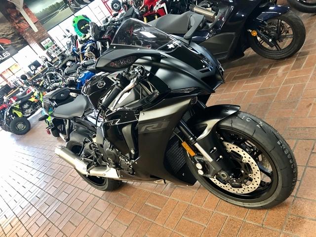 2021 Yamaha YZF R1 at Wild West Motoplex
