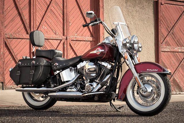 2017 Harley-Davidson Softail Heritage Softail Classic at Texoma Harley-Davidson