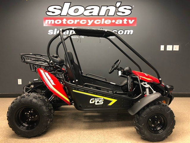2018 Hammerhead Off-Road GTS150 GTS150 at Sloans Motorcycle ATV, Murfreesboro, TN, 37129