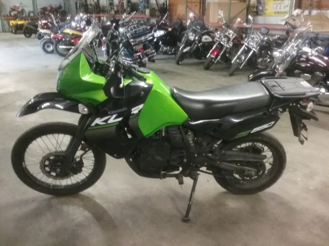 2014 Kawasaki KLR 650 at Thornton's Motorcycle - Versailles, IN