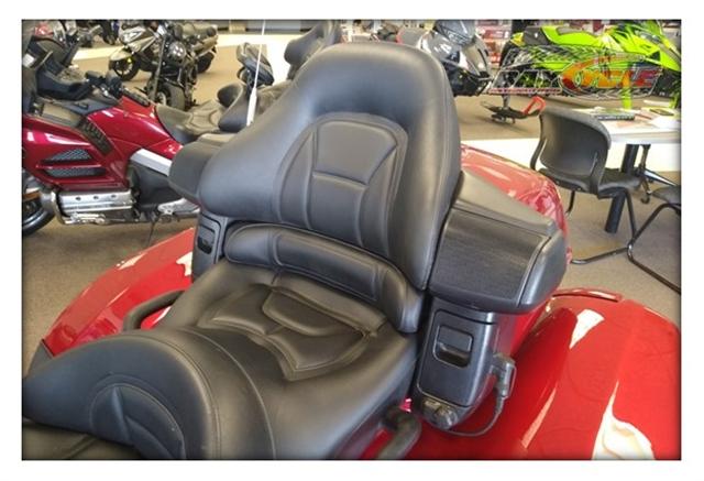 2016 Honda Gold Wing Trike Audio Comfort Audio Comfort at Bay Cycle Sales