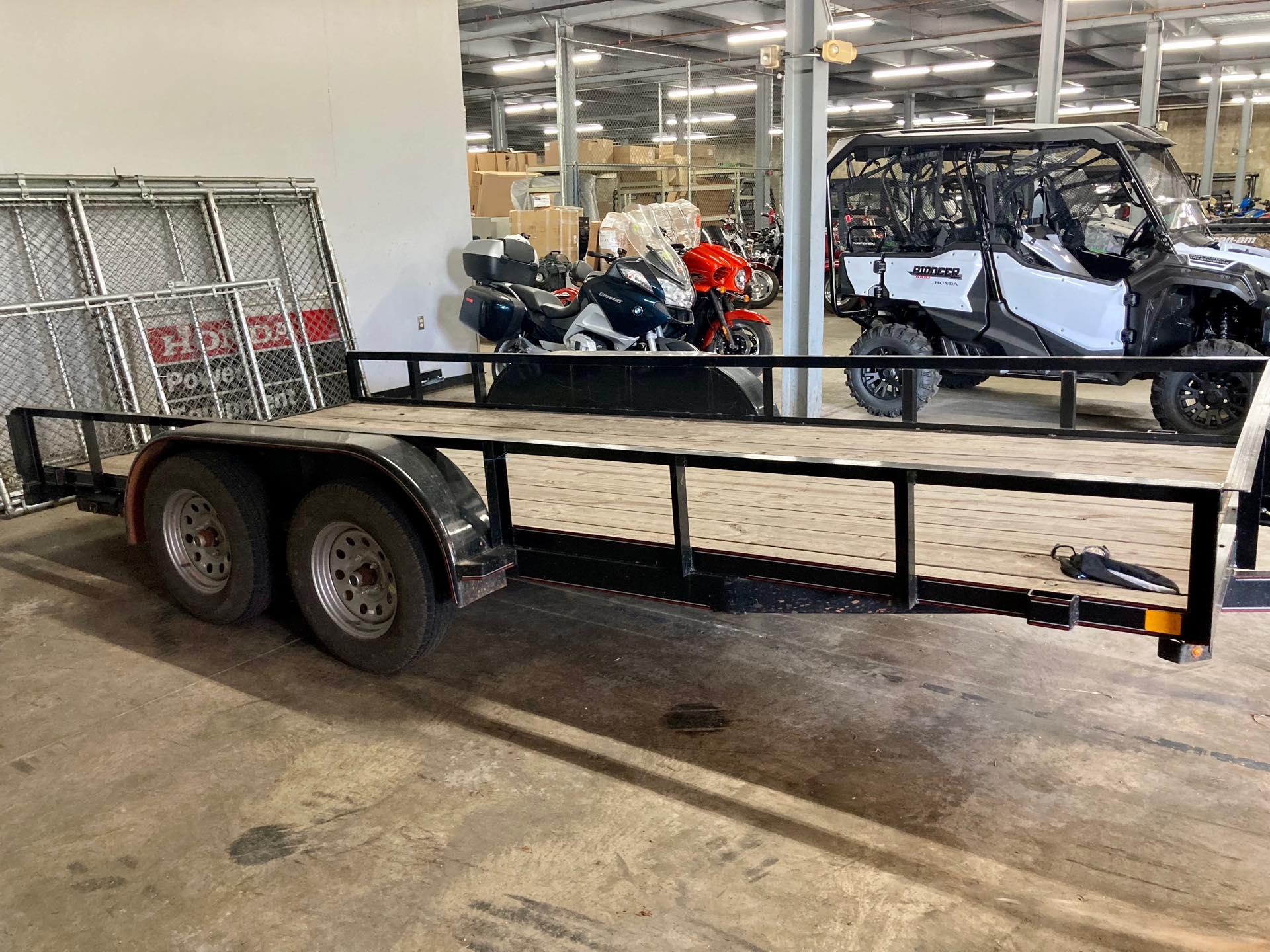 2019 OTHER 77X16 DBL AX TRL at Shawnee Honda Polaris Kawasaki