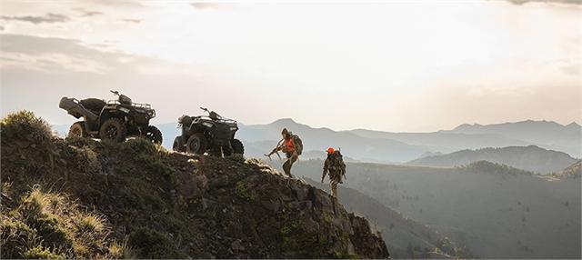 2021 Polaris Sportsman 570 Ultimate Trail at ATV Zone, LLC