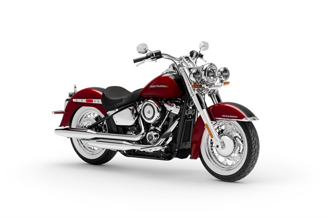 2020 Harley-Davidson Softail Deluxe at Hot Rod Harley-Davidson
