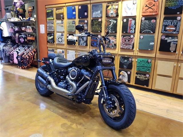 2018 Harley-Davidson Softail Fat Bob at Legacy Harley-Davidson