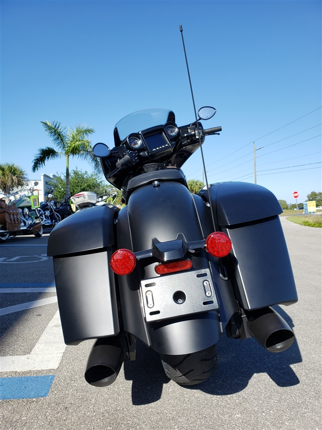 2019 Indian Chieftain Dark Horse at Fort Myers